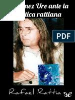 Jiménez Ure Ante La Crítica Rattiana