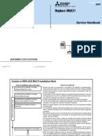 PUHY P200 250YREM a Service Handbook