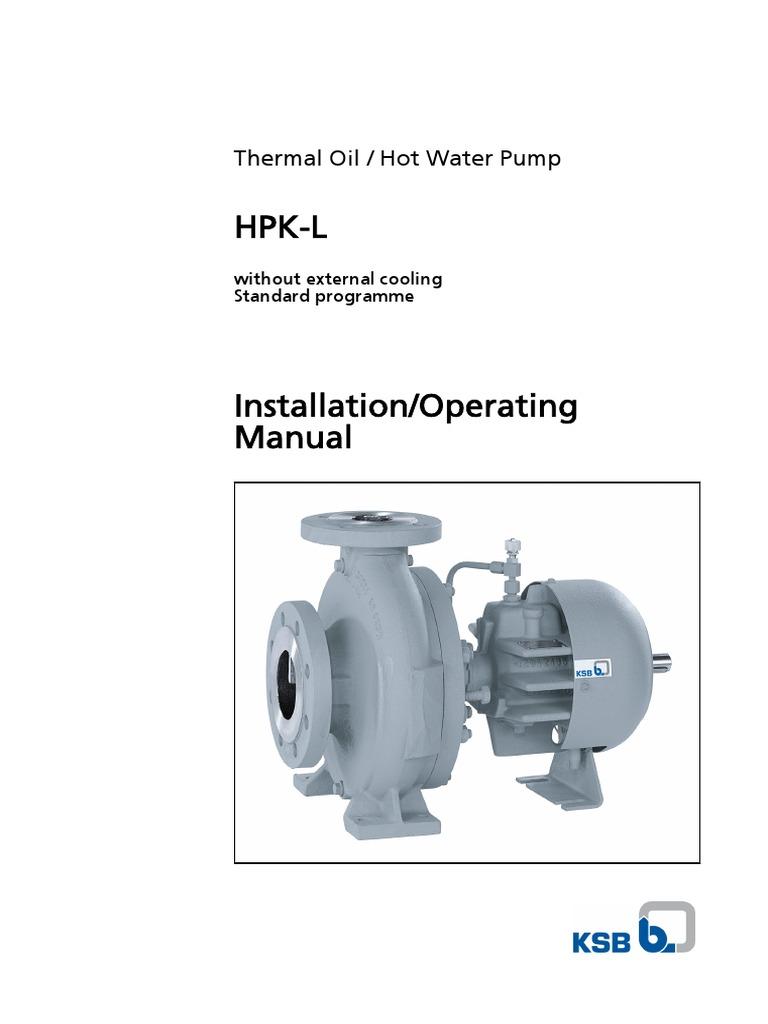 1522089777?v=1 installation operating manual bearing (mechanical) pump