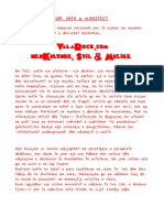 Valarock.com Info & Manifest