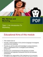 1. the Marketing Environment (May 2014) (5) (1)