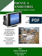 Guía Ilustrada Para Diagnóstico y Reparación de Fuente Chinas a Transistores-Demo