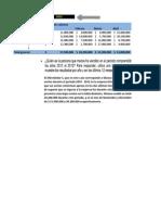 Actividad Unidad 4 Funciones Avanzadas de Excel