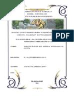 Plan de Seguridad y Salud Ocupacional en La Norma Ohsas 18001 en La Empresa j h Fabricaciones Metalicas s