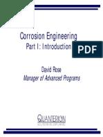 Corrosion Training Intro