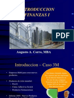 Capitulo 1 Introduccion a Las Finanzas Version 2013 (1)