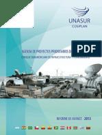API Informe Avance 2013