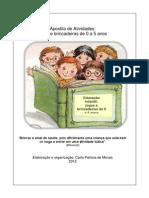 Atividades Para Educação Infantil - Apostila