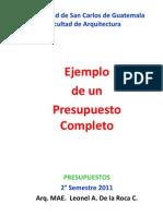 15. Presentación EJEMPLO de Cálculo