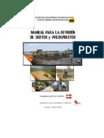Manual Para Revision Costos y Pptos (1)
