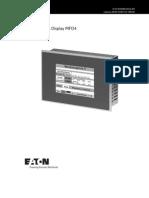 Modular PLC XC-CPU121 - User Manual (en)