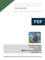 Corte Cabello 2010-2015