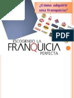 Escogiendo La Franquicia Perfecta2