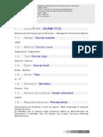 16782 Sistemas de Información Para La Dirección. ADE 13-14