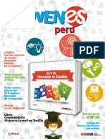 Revista JóvenES Perú Mayo-Agosto 2014