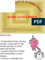 Radicales Libres Junior