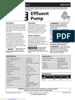 ProFlo Pump Manual