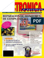 Curso - Reparacion de Monitores de Computadoras