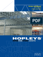Hopleys SteelJoist Brochure