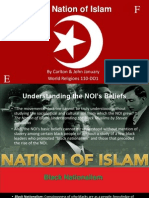 Nation of Islam origins