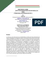 Jesús Lau - Diretrizes sobre desenvolvimento de habilidades em informação para a aprendizagem permanente
