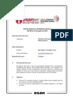 Syllabus El Futuro Del Negocio de Los Hidrocarburos