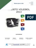 Barão Esportes_Projeto Voleibol 2013