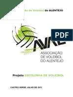 Projeto Escolinha VoleibolAVAL
