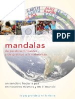 Spanish Mandala Pamphlet