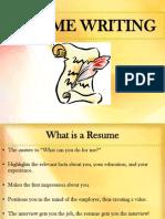 Guide for Resume (1)