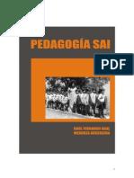 PEDAGOGÍA SAI  I y II