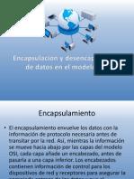 Presentación Encapsulamiento OSI
