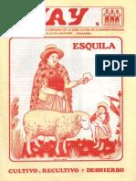 Revista Uyay N°06_Cecup-Fecazama_Federación Campesina de la Zona Altina de la Margen Derecha del Valle del Mantaro