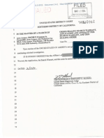 ATF Search Warrant and Affidavit For Ares Armor
