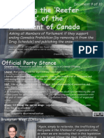 Exposing the 'Reefer Madness' of the Parliament of Canada 9of10 Seeback, Valcourt