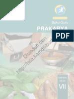 Prakarya (Buku Guru)