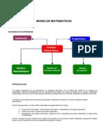 modelos matematicos