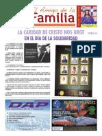 EL AMIGO DE LA FAMILIA domingo 17 agosto 2014