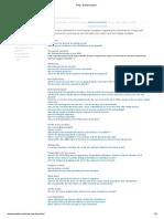 111 Daftar Pertanyaan Jika Konsultasi Publik