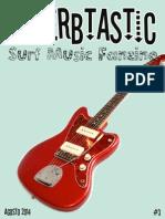 Reverbtastic Surf Music Fanzine #3