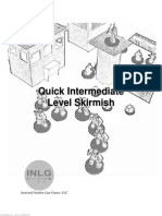 Quick Intermediate Level Skirmish
