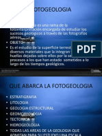 Introduccion a La Fotogeologia