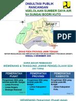 Rencana Pws Bodri Kuto-bahan Dari Pak Agung