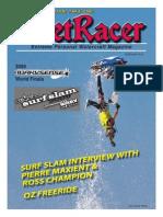WetRacer Magazine Issue 01