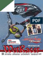 WetRacer Magazine Final Issue