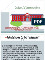 parent  school connection