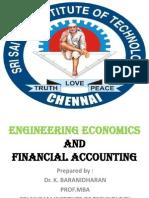 Decision Making Model - B.E (CS/IT) - EE&FA/C - DR.K.BARANIDHARAN, SRI SAIRAM INSTITUTE OF TECHNOLOGY, CHENNAI