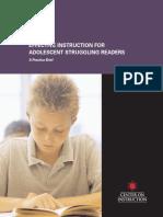 practice brief-struggling readers1