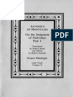 eBook - PH - Latin - V10 - Antonius de Montulmo - On the Judgement of Nativities, Part 1