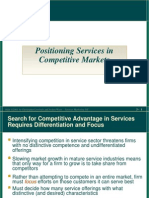 Positioning Services